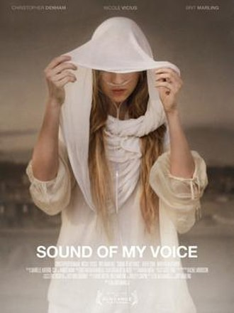 Sound of My Voice - Theatrical release poster