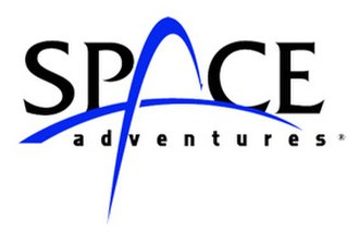 Space Adventures - Image: Space adventures logo clear
