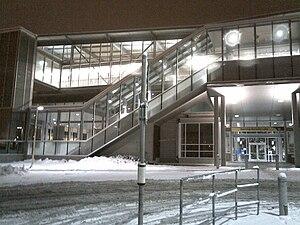Sperling–Burnaby Lake station - Image: Sperling Ext