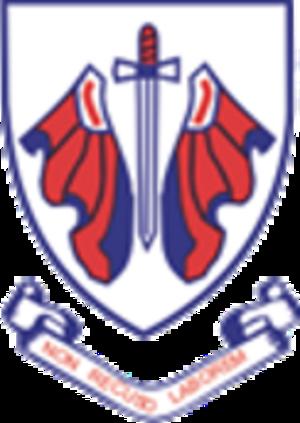 St. Martin's School (Rosettenville) - St martin's Badge