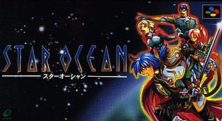<i>Star Ocean</i> (video game) 1996 video game