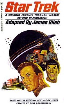 Star Trek by James Blish (1967).jpg