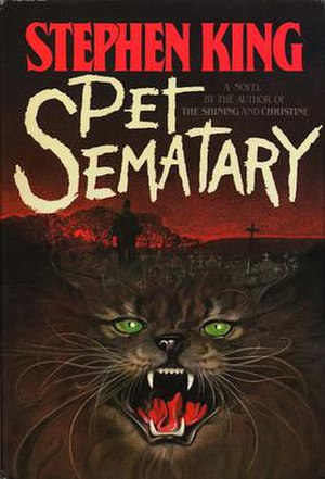 Pet Sematary - First edition cover