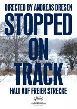 Stopped on Track - Film poster