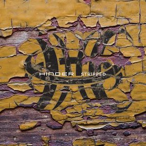 Stripped (Hinder album) - Image: Stripped EP Album Cover