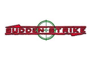Sudden Strike - Image: Sudden Strike Logo