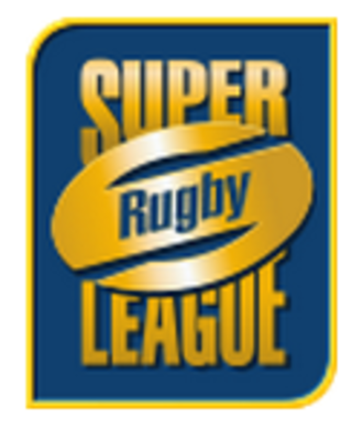 Super League play-offs - Image: Super League logo