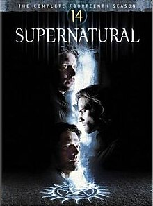 View Supernatural - Season 14 (2018) TV Series poster on Ganool