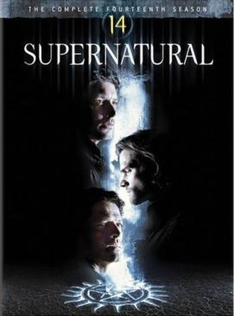 Supernatural (season 14) - Promotional poster