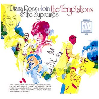 Diana Ross & the Supremes Join The Temptations - Image: Supremes join tempts