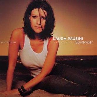 Laura Pausini — Surrender (studio acapella)