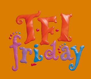 TFI Friday - Image: TFI Friday Logo