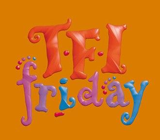 TFI Friday - Image: TFI Friday Logo
