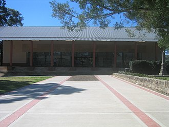 The King's School, Parramatta - The Centre for Learning and Leadership, which includes a library, an auditorium, computer laboratories and classrooms