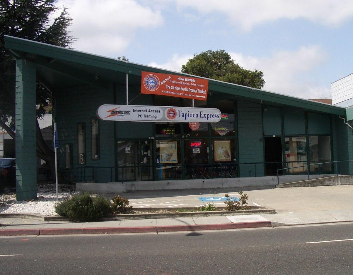 The Tool Store >> Tapioca Express - Wikipedia