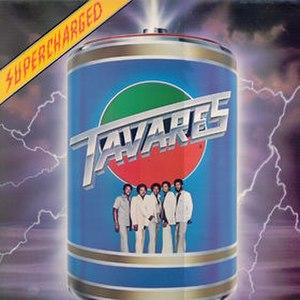 Supercharged (album) - Image: Tavaressuper