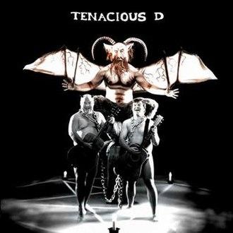 Tenacious D (album) - Image: Tenacious D album cover