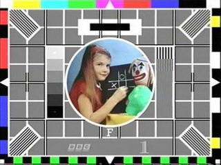 Test Card F Test card used by BBC television for decades