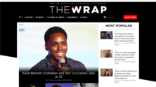 TheWrap home page screenshot.png