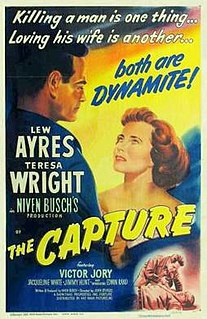 <i>The Capture</i> (film) 1950 film by John Sturges