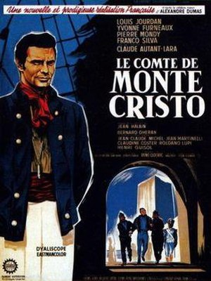 The Count of Monte Cristo (1961 film) - Image: The Count of Monte Cristo (1961 film)