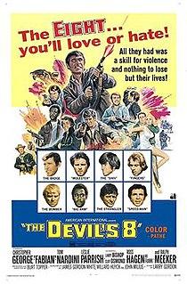 <i>The Devils 8</i> 1969 film by Burt Topper