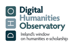 Digital Humanities Observatory - Image: The Digital Humanities Observatory logo