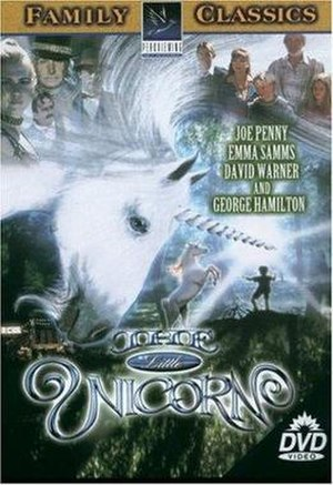 The Little Unicorn - DVD Cover