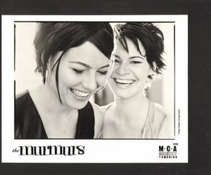 The Murmurs - Leisha Hailey and Heather Grody, 1998.
