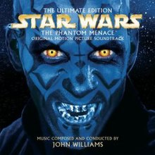 "The phantom menace"" the ultimate edition soundtrack youtube."