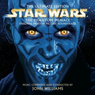 Star Wars: Episode I – The Phantom Menace (soundtrack) - Image: The Phantom Menace (Ultimate Edition) ost