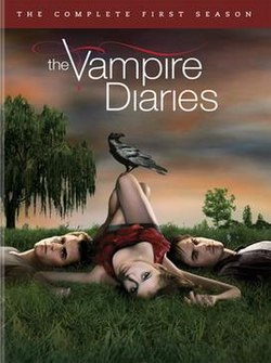 Image result for the vampire diaries the complete season 1