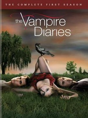 The Vampire Diaries (season 1) - Image: The Vampire Diaries Season 1