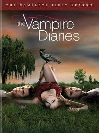 The Vampire Diaries (season 1) - Image: The Vampire Diaries Season 1