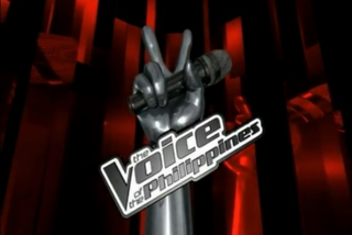 <i>The Voice of the Philippines</i> television series