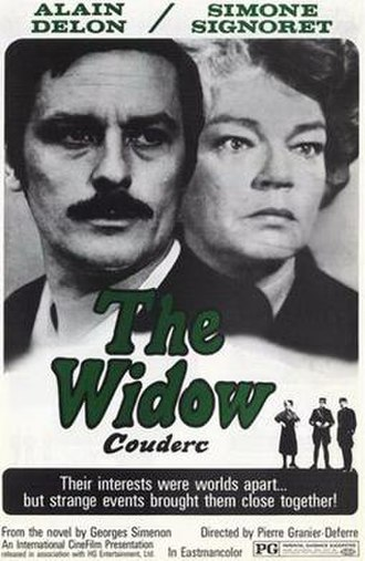 The Widow Couderc - Image: The Widow Couderc