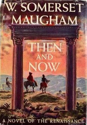 Then and Now (novel) - First US edition