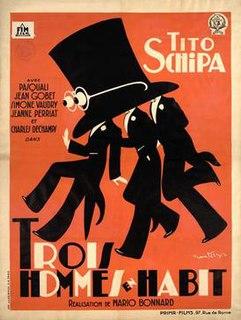 <i>Three Lucky Fools</i> 1933 film