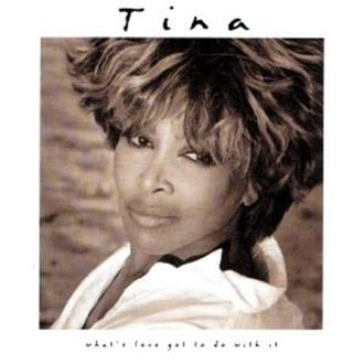 What's Love Got to Do with It (album) - Image: Tina Turner What's Love Got To Do With It