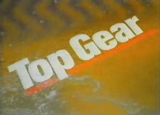 Top Gear (1977 TV series) - 1993–1998 title–card