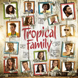 Tropical Family - Image: Tropical Family album
