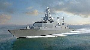 Type 26 frigate - Image: Type 26 Capability