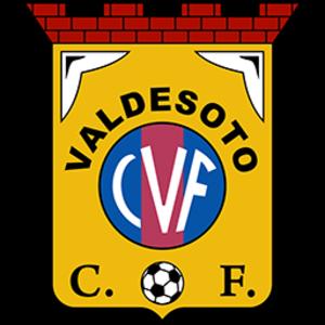 Valdesoto CF - Image: Valdesoto CF logo
