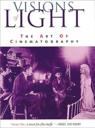 Visions of Light - Publicity poster
