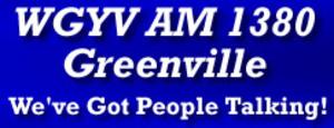 WGYV - Image: WGYV AM logo