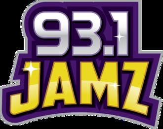 WJQM - Image: WJQM 93.1JAMZ logo