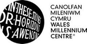 Wales Millennium Centre - Image: WMC Logo Cardiff