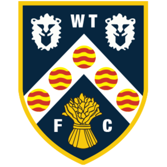 Wellingborough Town F.C. - Wellingborough Town badge