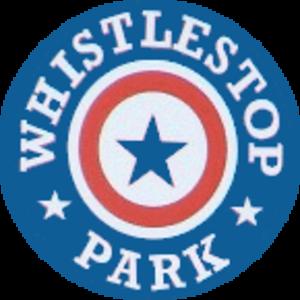 Whistlestop Park - Image: Whistlestop Park logo
