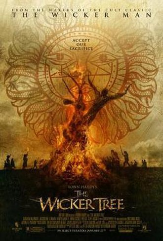 The Wicker Tree - Theatrical release poster